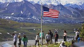 Denali National Park expects a busy holiday weekend as visitor numbers swell