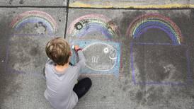Video: Climate change conversations through chalk art