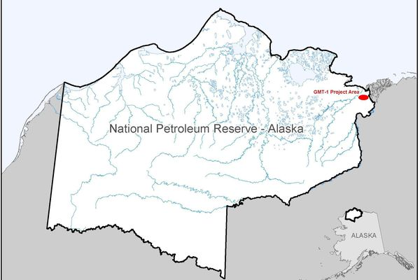 ConocoPhillips plans a two-well exploration program in the National Petroleum Reserve-Alaska from its Greater Mooses Tooth Unit.