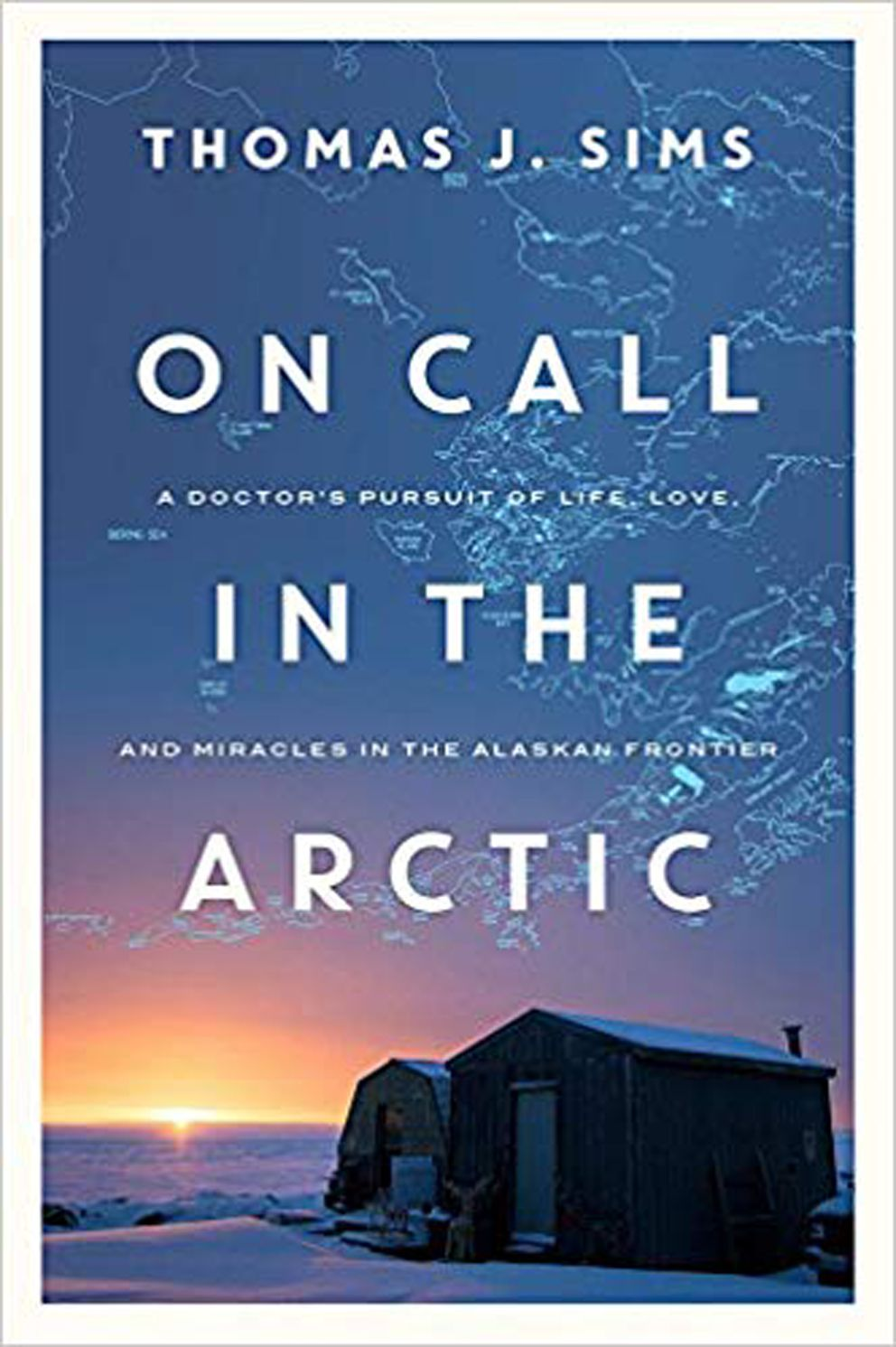 'On Call in the Arctic ' (Courtesy Pegasus Books)