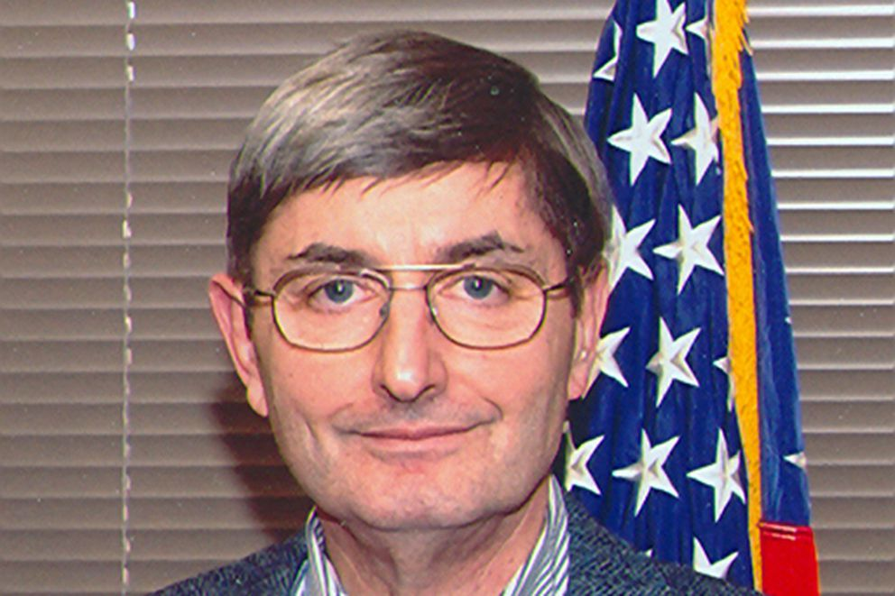 Military historian John Haile Cloe has died at the age of 78. (U.S. Air Force)