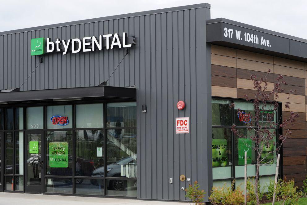 BTY Dental Clinic, August 6, 2018. (Anne Raup / ADN)