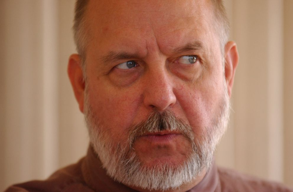 Ken Roosa is an Anchorage Lawyer. (Bob Hallinen/ADN archive 2003)