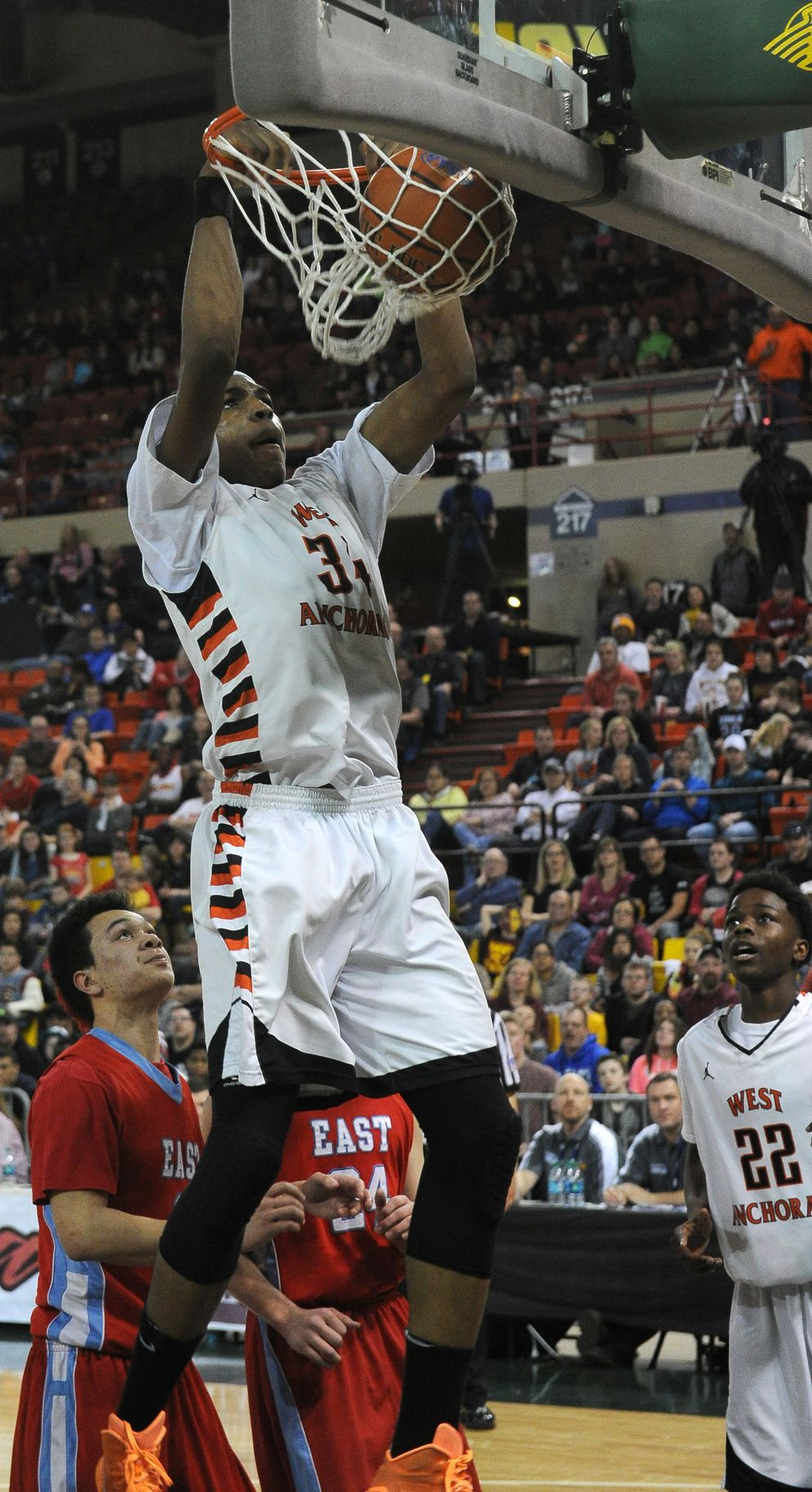 Brandon Huffman North Carolina Basketball Jersey - White