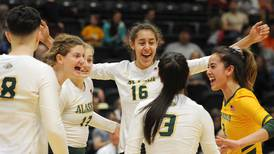 The pandemic season skews the stats, but the math adds up for Stephens, Floyd being among UAA's all-time volleyball greats