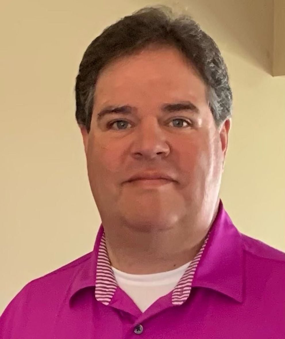 Mike Aikens of Rochester, Minnesota, will be the head coach of the Anchorage Wolverines junior hockey team. (Photo provided by Anchorage Wolverines April 2021)