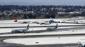 Big snow in Seattle and ice storm in Portland hobbled Alaska Airlines operations at Sea-Tac