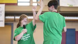 Photos: High-fives and lip-sync battles in an all-inclusive Special Olympics camp