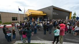 Eagle River Elementary reopens to students for the first time since 2018