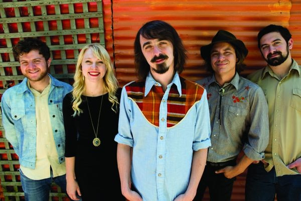 Cajun band Feufollet will perform in Anchorage for the second weekend of Anchorage Folk Fest, Friday-Sunday, Jan. 24-26.