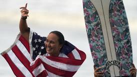 Native Hawaiians 'reclaim' surfing with Carissa Moore's Olympic gold