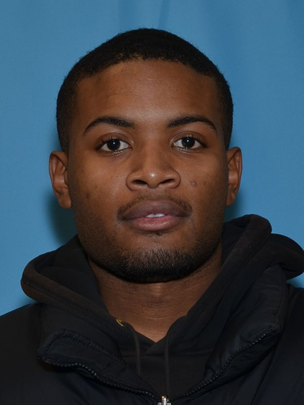 Anchorage police are seeking Delander Owens Jr., 21, in connection with a string of gunpoint robberies in late January and early February 2017. (From APD)