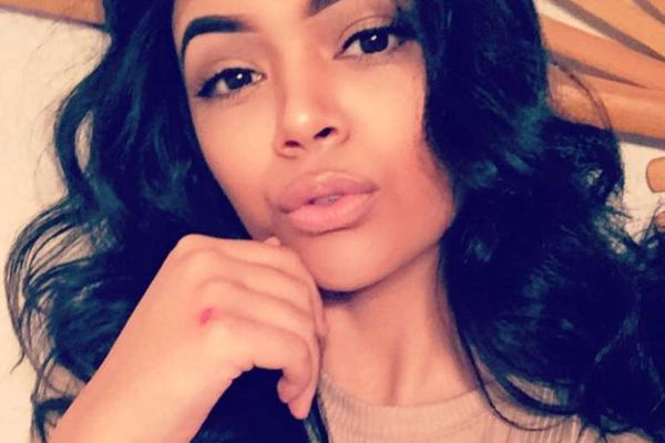 Juanita Lolesio, 19, died after she was shot while riding in a