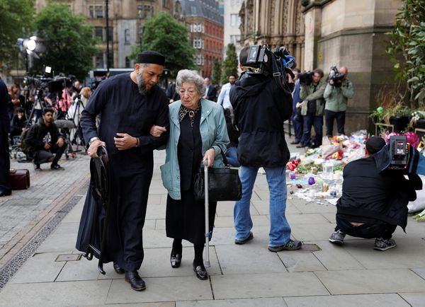 British Police Decry Apparent US Leaks Of Manchester Attack Evidence