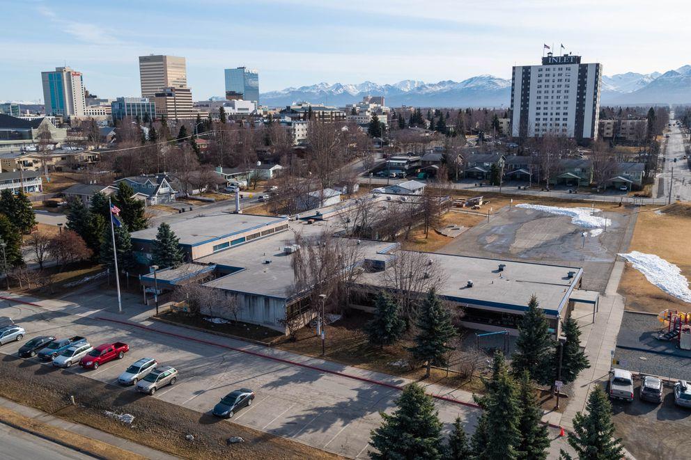 Inlet View Elementary School. (Loren Holmes / ADN)