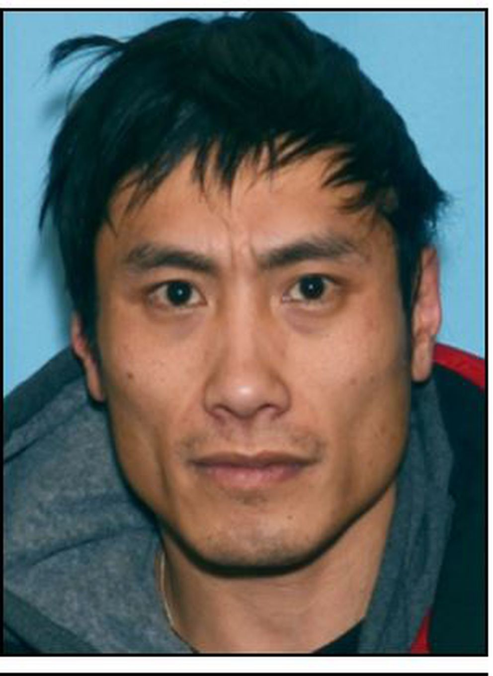John Vang was charged with arson and burglary in the Feb. 4, 2019 fire at Yakitori Sushi House. (Photo Courtesy Anchorage Police Department)