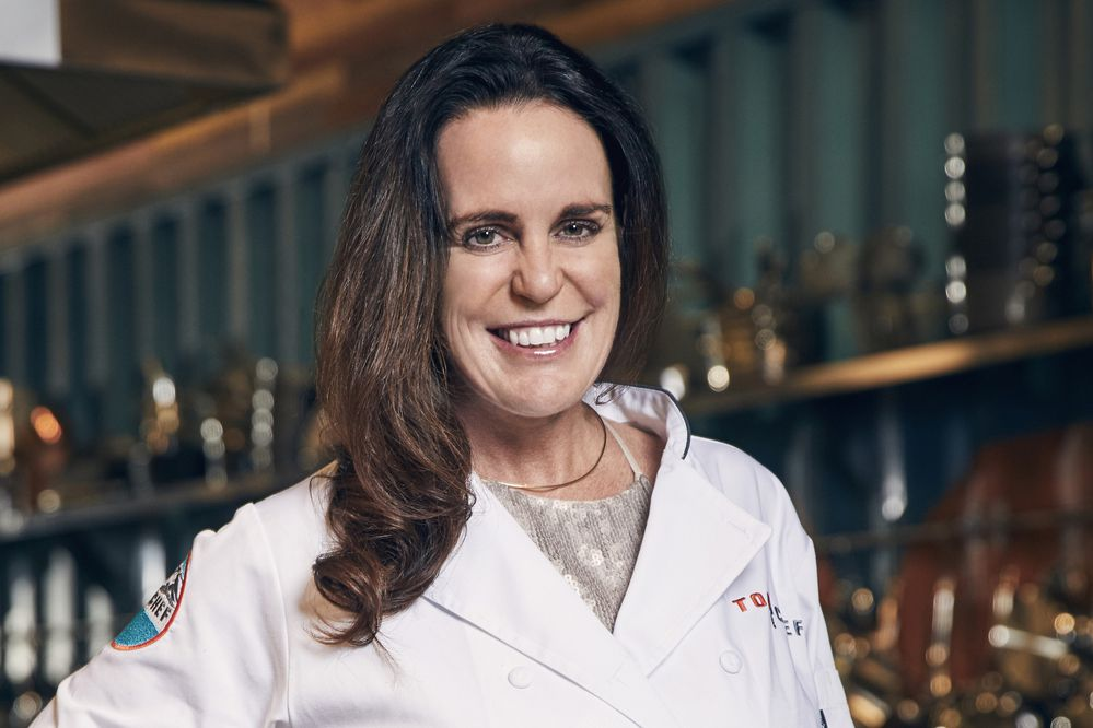TOP CHEF -- Season:15 -- Pictured: Laura Cole -- (Photo by Tommy Garcia / Bravo)