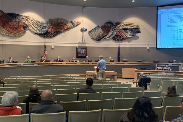 The Anchorage Assembly passed its 2020 municipal budget Tuesday, Nov. 19, 2019.