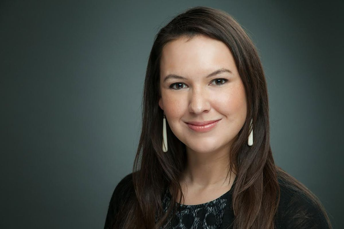The Department of the Interior has named Raina Thiele as its senior adviser for Alaska affairs and strategic priorities. Photo submitted April 2021. (Photo provided by Raina Thiele)