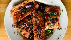 This lazy-beautiful salmon recipe is just what you need for weeknight grilling