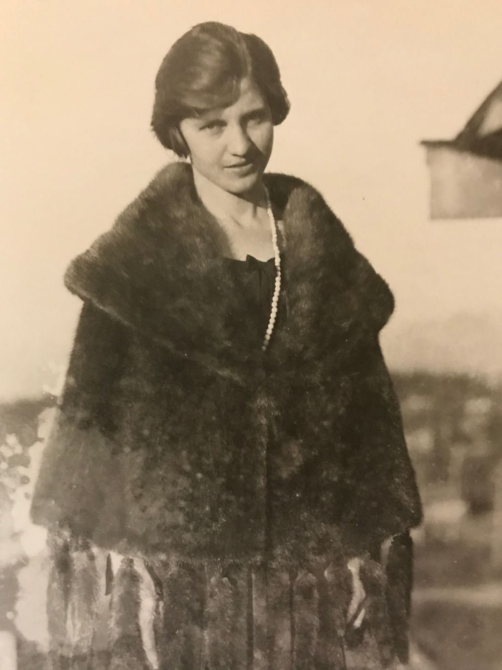 Dorothea Hervey, 1921. Juliana Osinchuk is representing her in the 2021 concert. (Photo courtesy of the family of Dorothea Hervey, Shannon Hervey)