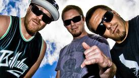Slightly Stoopid playing solstice show at Moose's Tooth