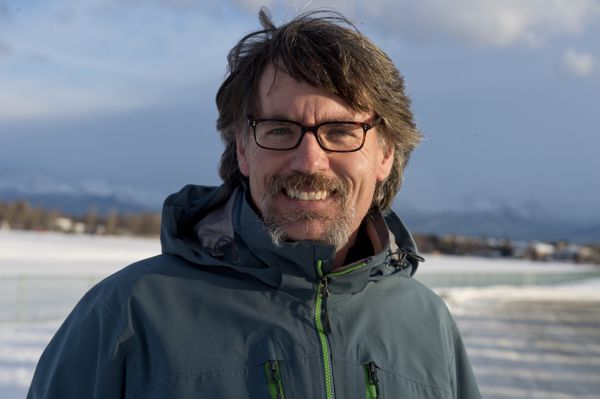 Sean Holland is a project manager for the Alaska Department of Transportation. (Marc Lester / ADN)