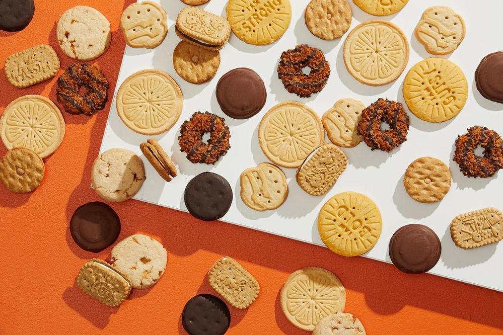 The best and worst Girl Scout cookies, ranked by our panel of pastry chefs and Scouts. MUST CREDIT: Photo by Tom McCorkle for The Washington Post.