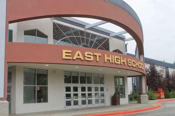 East High School on Wednesday, July 25, 2018 (Mckenzie Richmond / ADN)