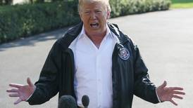 Analysis: Trump feels angry, unprotected amid mounting crises