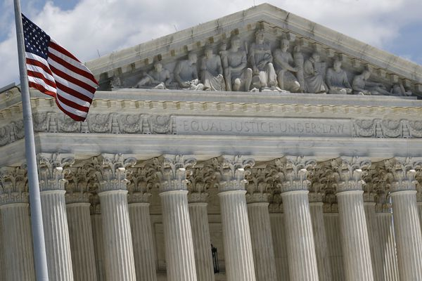 In this June 29, 2020, photo, the Supreme Court on Capitol Hill in Washington. (AP Photo/Patrick Semansky)
