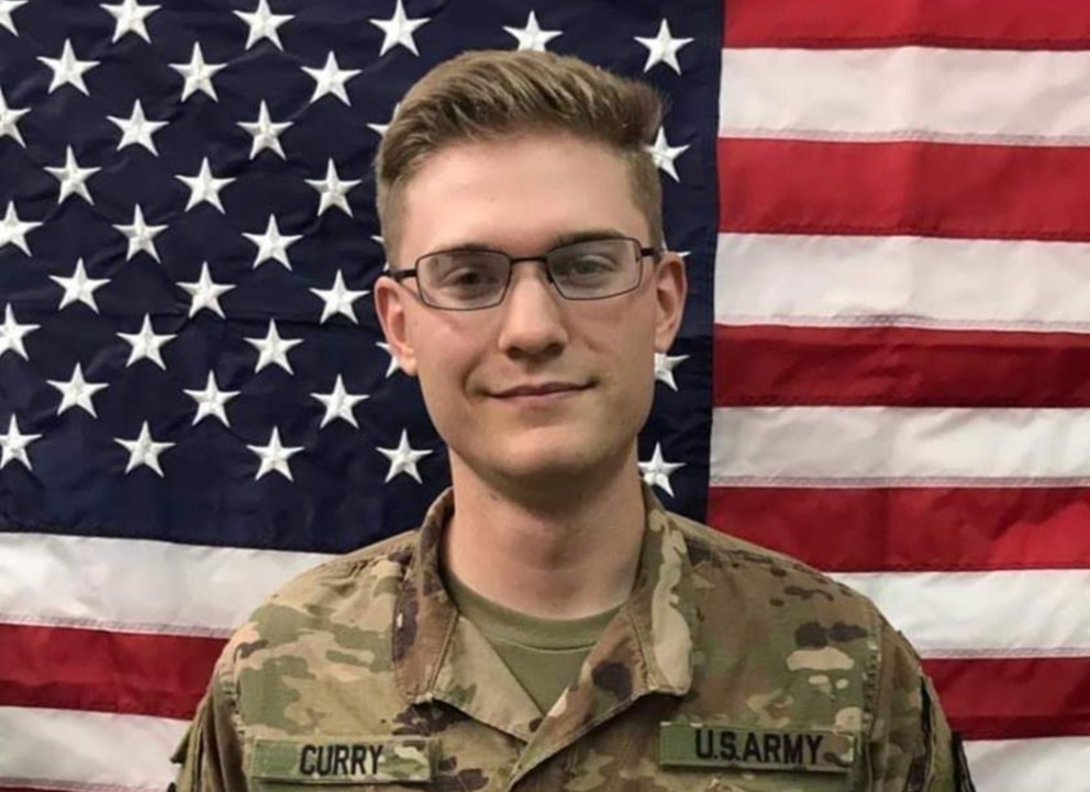 Sgt. Christopher Wesley Curry, 23, from Terre Haute, Indiana, died in a non-combat-related incident May 4, 2020, in Erbil, Iraq. (U.S. Army Alaska photo)
