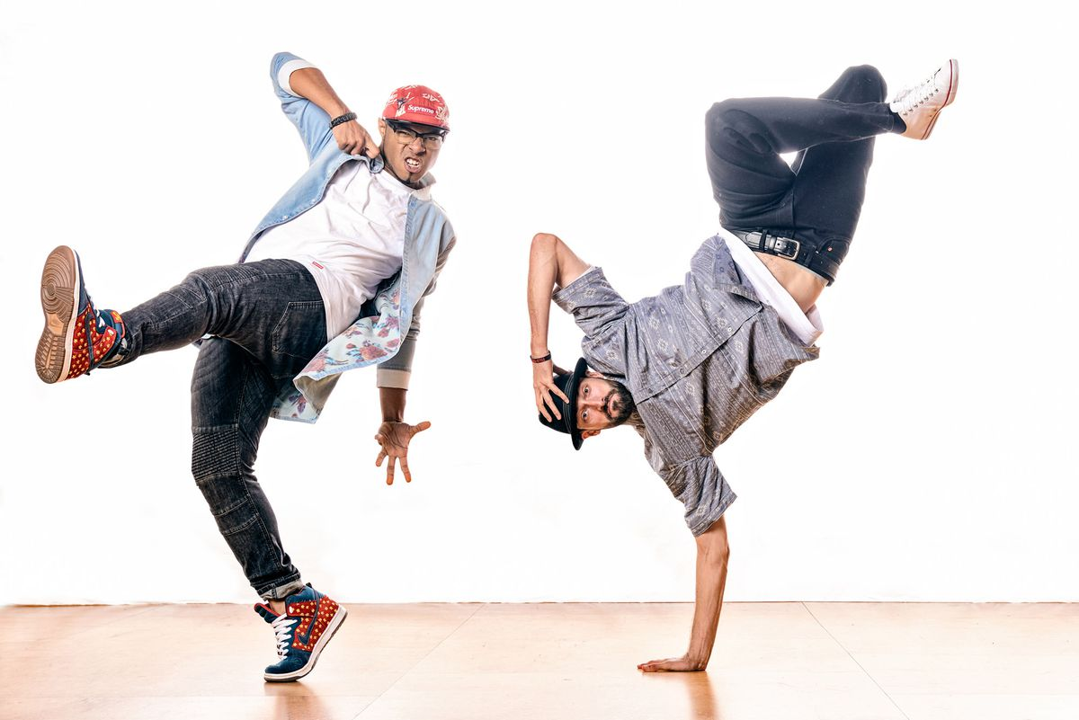 La S Versa Style Troupe Brings High Level Mix Of Hip Hop