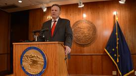 Gov. Dunleavy is playing chicken with the Alaska Constitution