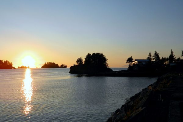 The town of Seldovia on Kachemak Bay in Southcentral Alaska has absorbed some population losses over the years. But as a great place to raise children, it continues to attract passionate newcomers.