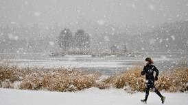 Snow arrives in Anchorage and Matanuska Valley, with a total of 5-9 inches expected