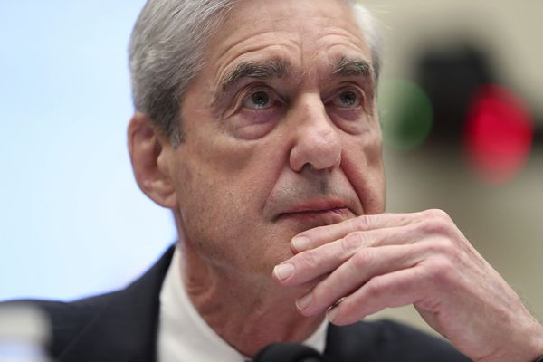 Former special counsel Robert Mueller, testifies before the House Judiciary Committee hearing on his report on Russian election interference, on Capitol Hill, in Washington, Wednesday, July 24, 2019. (AP Photo/Andrew Harnik)