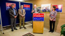 Walker-Mallott campaign names bipartisan team to lead transition