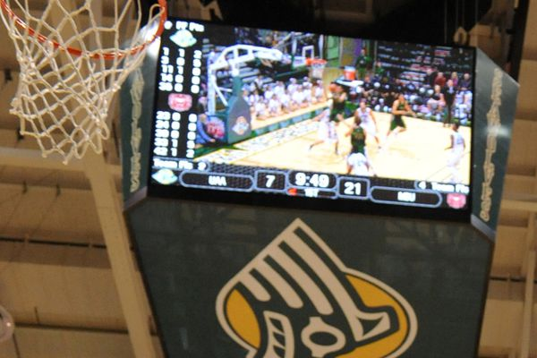 Missouri State defeated UAA 55-51 in a consolation semifinal basketball game at the 2014 GCI Great Alaska Shootout at the Alaska Airlines Center on the UAA campus on Friday, November 28, 2014.