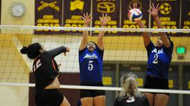 Sweeps usher in Cook Inlet Conference volleyball tournament