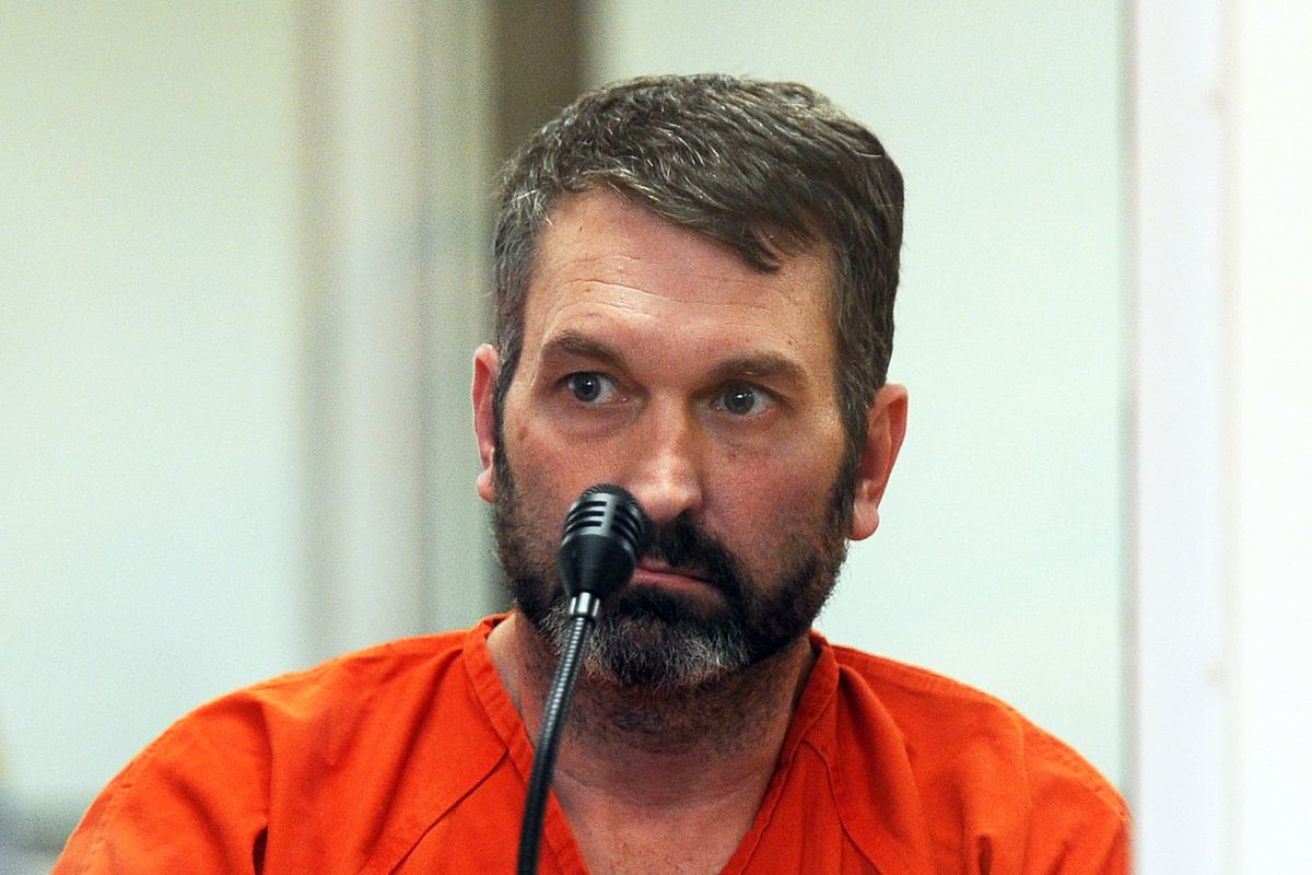 Anthony Pisano appears in the Anchoragejail court on Sept. 13. (Erik Hill / Alaska Dispatch News)