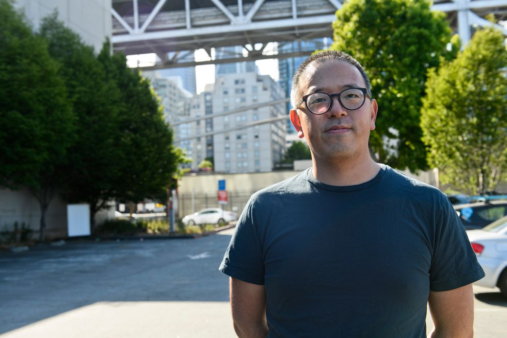 Wallace Lee was part of a group of Embarcadero residents that sued to prevent construction of the navigation center there. He said he hasn't seen much evidence that the center's residents are navigating to permanent housing. (Marc Lester / ADN)