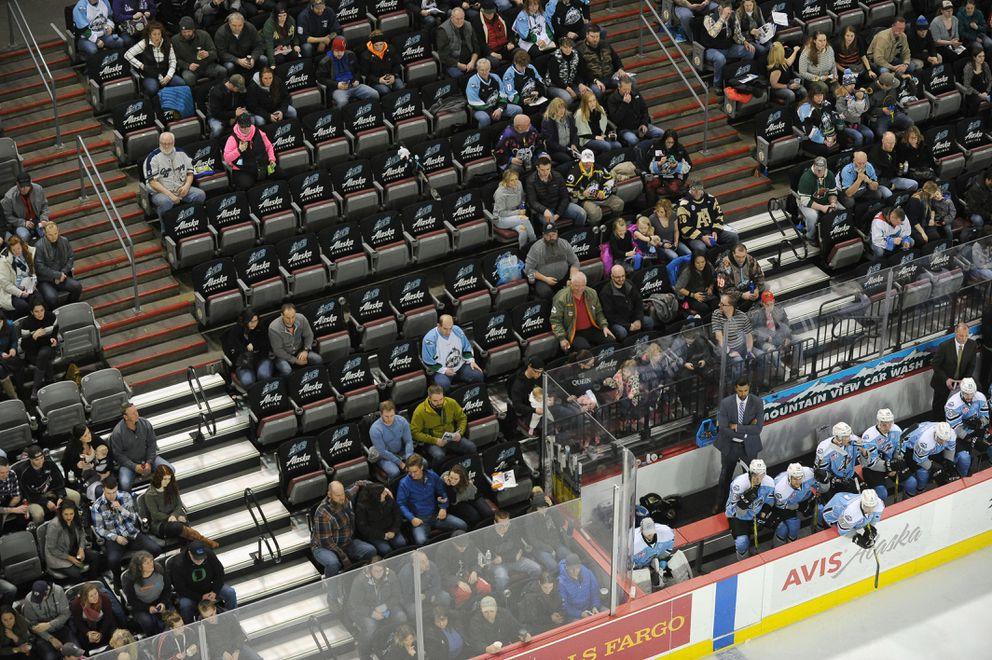 Financially struggling Alaska Aces will fold at season's end
