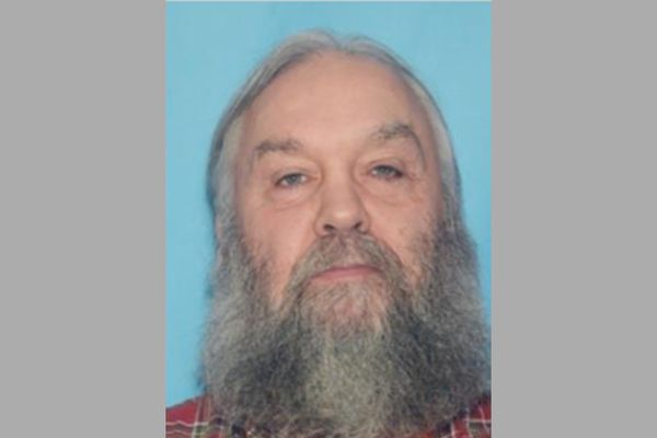 Alaska State Troopers on Friday, Oct. 16, 2020, asked anyone who sees Mark Emery Heinz (pictured) to call 911, and said he should be considered armed and dangerous. (Courtesy Alaska State Troopers)