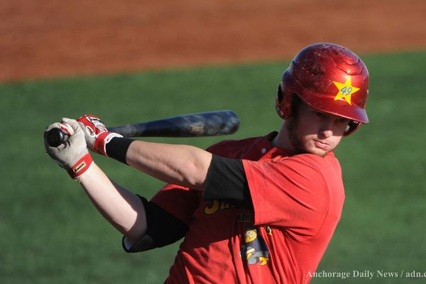 The Alaska Goldpanners defeated the Anchorage Bucs 3-2 at Mulcahy Stadium on Monday evening, July 22, 2013.