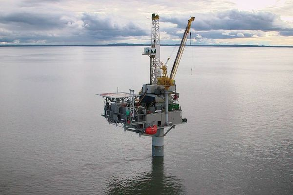 The bankruptcy sale of Furie Operating Alaska has closed with new owner John Hendrix taking over. Hendrix, a former oil and gas executive and adviser to former Gov. Bill Walker, said the company will be focusing on its core gas business and abandoning its previous efforts to expand into oil production. (Photo courtesy Furie Operating Alaska)