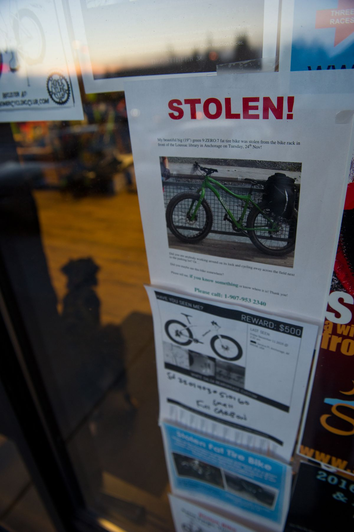 Wintertime bike thefts on the rise as fat-tire biking grows in
