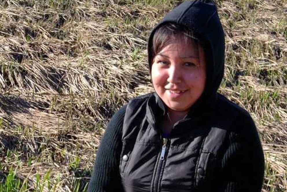 Becca White was one of two people killed when the Napakiak jail burned April 28, 2019. (Photo courtesy of White family)