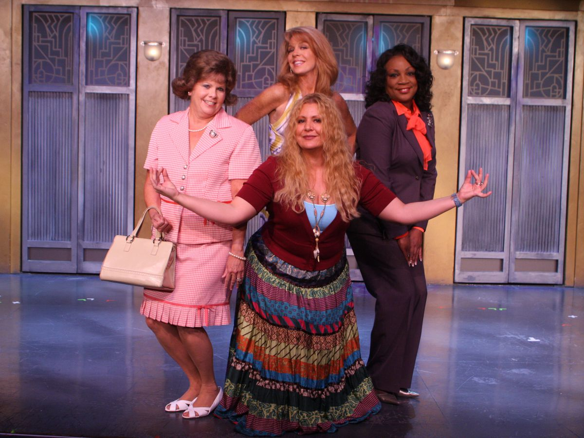 """Menopause The Musical"" will run April 3-8 at the Discovery Theatre in Anchorage."