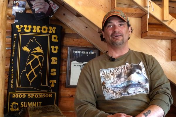 Hugh Neff framegrab from a video statement he released on April 26, 2018.